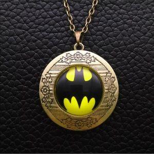 Jewelry - Batman Locket Necklace